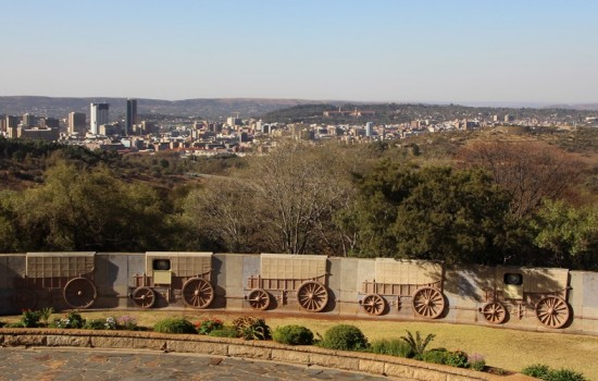 Pretoria City Tour